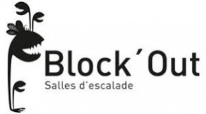 Logo Block Out Blanc